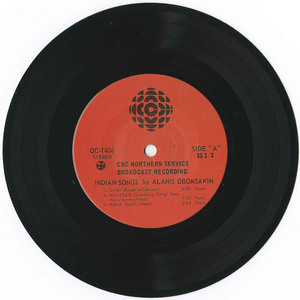 45 alanis obomsawin   indian songs %28cbc northern service qc 1406%29 vinyl 01