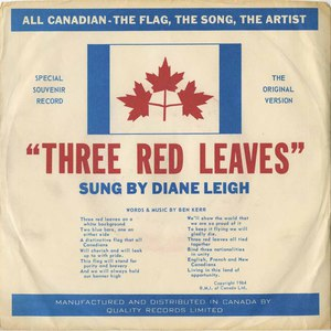 45 diane leigh three red leaves front