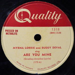 78 myrna lorrie are you mine squared