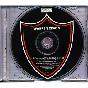 Warren zevon hit somebody squared