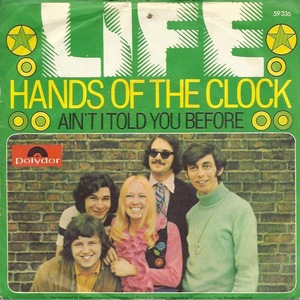 Life hands of the clock polydor 2