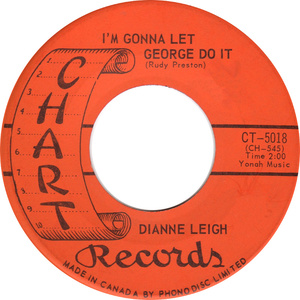 Dianne leigh im gonna let george do it chart