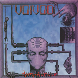 Voivod nothingface front